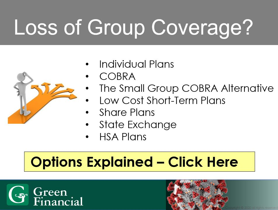 Loss of Group Coverage 2